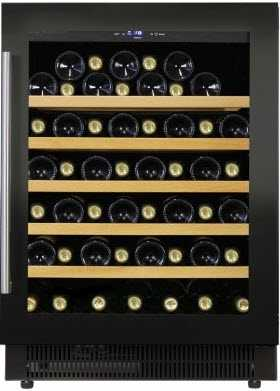 60cm undercounter wine cooler