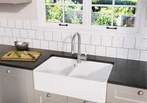 Image of a Belfast style sink