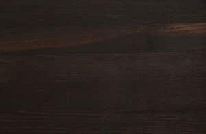 Image of black oak worktop