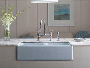 Cast iron Butler sink