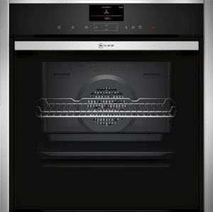 Image of a Neff single oven