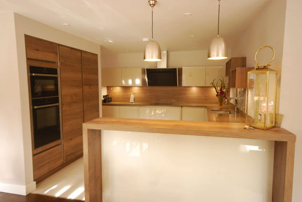Photo of a kitchen extension in Burpham