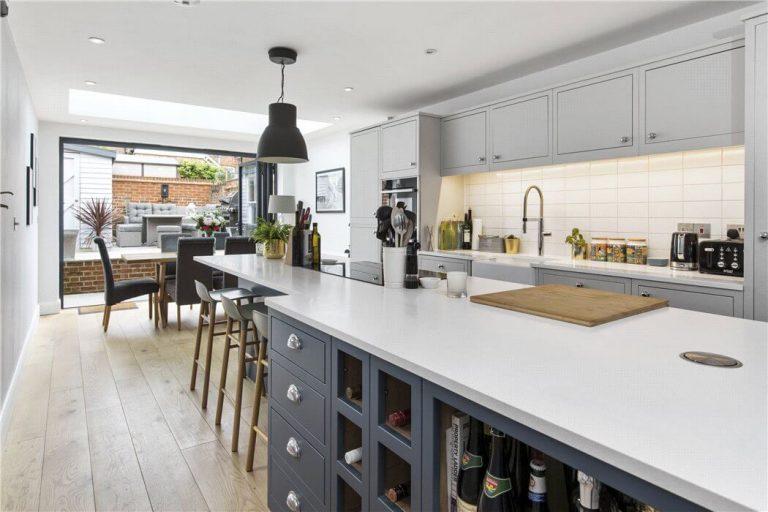 Sutcliffe kitchen in Surrey1