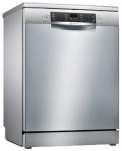 Free standing dishwasher