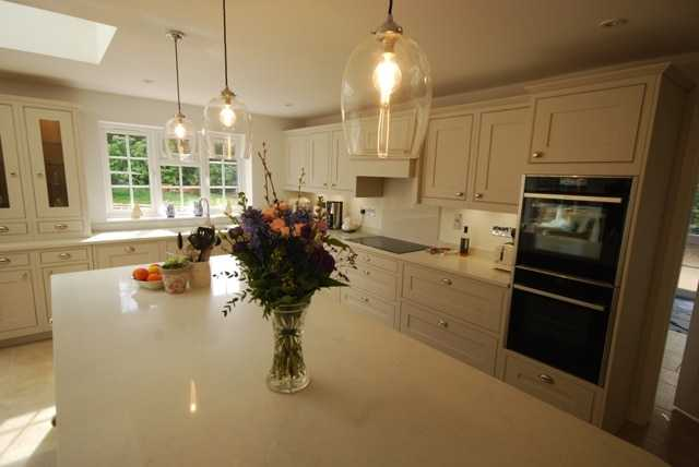 Image of kitchen island pendant lights